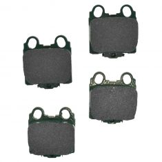 98-10 Lexus SC430; 01-05 IS300; GS, LS Rear Premium Posi Ceramic Disc Brake Pads