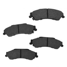 97-05 S10 Sonoma Blazer Jimmy Hombre 4x4 Rear Posi Semi-Metallic Disc Brake Pads