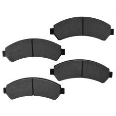1998-05 S-10 Sonoma Blazer Jimmy 4x4 Front Posi Semi-Metallic Disc Brake Pads