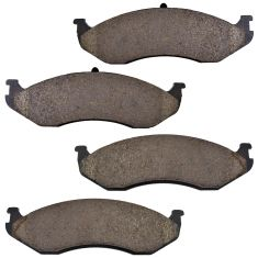 Jeep Front Posi Ceramic Disc Brake Pads (AXCD712)