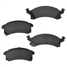 1996-98 Skylark Grand Am Posi Ceramic Disc Brake Pads Front