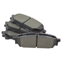 05-06 9-2X; 03-08 Forester, Impreza Rear Posi Ceramic Disc Brake Pads