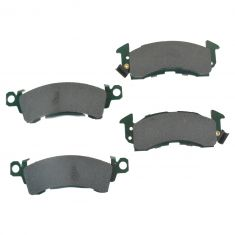 70-96 GM Truck, Fullsize Car Front Posi Ceramic Brake Pad Set