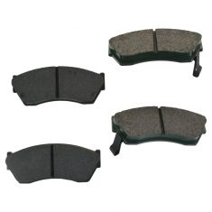 90-01 Metro; 89-01 Swift Front Posi Ceramic Brake Pad Set