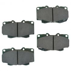 02-99 Tacoma Front Posi Ceramic Brake Pad Set