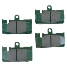 01-06 LS430 Rear Posi Ceramic Brake Pad Set