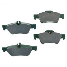 03-14 Mercedes Benz CL, E, S, SL Rear Posi Ceramic Brake Pad Set