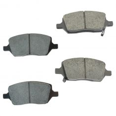 05-07 Terraza, Uplander, Montana, Relay Rear Posi Metallic Brake Pad Set
