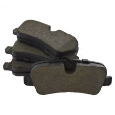 05-09 LR3; 06-09 Range Rover Rear Posi Ceramic Brake Pad Set