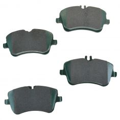 01-07 C, 03-09 CLK 06-11 SLK Mercedes Benz Front Ceramic Brake Pad Set
