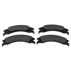 08-14 E150, E250, E350 Rear Posi Metallic Brake Pad Set