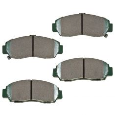 11-14 Acura TSX; 11-12 Accord EX Front Premium Posi Ceramic Disc Brake Pads