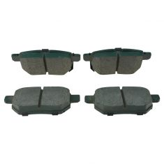 11-15 CT200H, 10-15 Prius Front Posi Ceramic Brake Pad Set
