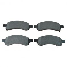 08-14 Buick Enclave; 09-14 Traverse; 07-14 Acadia; 07-10 Outlook Fr Posi Metallic Brake Pads