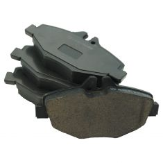 03-09 Mercedes E320, E350 Front Posi Ceramic Brake Pad Set