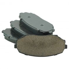 90-93 Storm, Impulse, Miata Front Ceramic Brake Pad Set