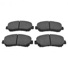 13-15 Dodge Dart; 15 200 Front Posi Ceramic Brake Pad Set