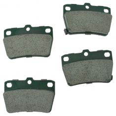 04-05 Toyota Rav4 Rear Posi Ceramic Brake Pad Set