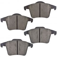03-14 XC90 Rear Posi Ceramic Brake Pad Set
