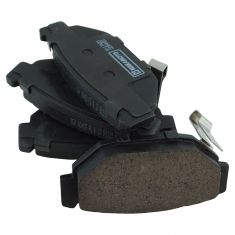 88-97 Camaro, Corvette, Firebird Rear Posi Ceramic Brake Pad Set