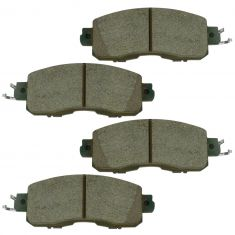 13-15 Nissan Altima; 14-15 Leaf Posi Ceramic Front Disc Brake Pad Set
