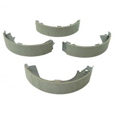 09-13 Chevy 1500 Rear Brake Shoe Set