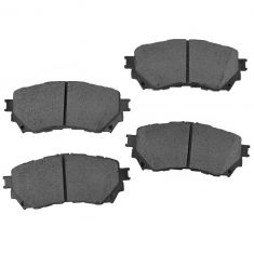 14-15 Mazda 6 Front Posi Ceramic Brake Pad Set