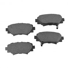2014 Mazda 3 Rear Posi Ceramic Brake Pad Set