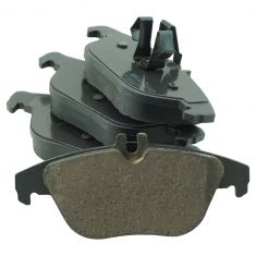 08-15 Mercedes Rear Posi Ceramic Brake Pad Set
