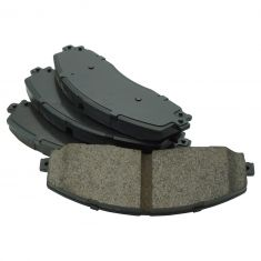13-16 F250, F350, F450 Front Posi Ceramic Brake Pad Set