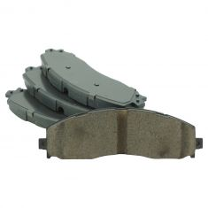 13-16 F250, F350, F450 Rear Posi Ceramic Brake Pad Set