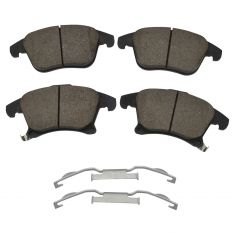 13-16 Ford Fusion Front Posi Ceramic Brake Pad Set