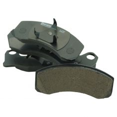 87-93 Ford Mustang Front Premium Posi Ceramic Disc Brake Pad Set