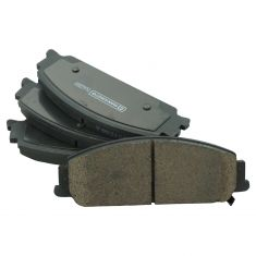 08-09 Pontiac G8 Front Ceramic Disc Brake Pads