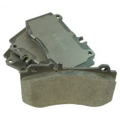 10-12 Mercedes E350, E550 Front Metallic Brake Pad Set