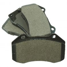 16 Mazda Miata Front Metallic Brake Pad Set