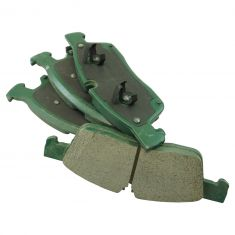 13-16 Mercedes GL, ML Front Ceramic Brake Pad Set