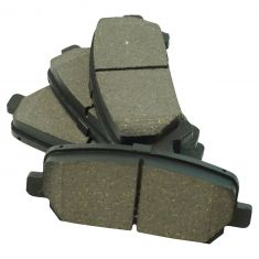 12-15 Honda Pilot Rear Ceramic Brake Pad Set