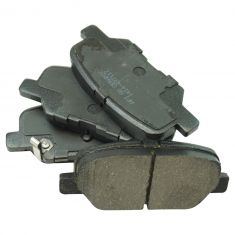 13-14 Outlander; 14-15 Mazda 6 Rear Ceramic Brake Pad Set
