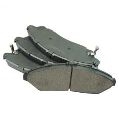 14-17 MDX; 16 Pilot Front Ceramic Brake Pad Set