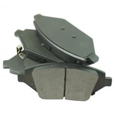 16 Chevy Spark Front Ceramic Brake Pad Set