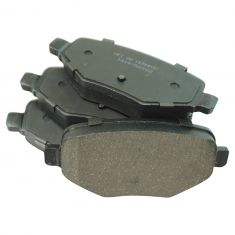 16 Ford Flex Rear Ceramic Brake Pad Set