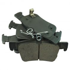 16 Honda Civic Rear Ceramic Brake Pad Set