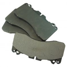 10-16 Lexus LS460 Front Ceramic Brake Pad Set