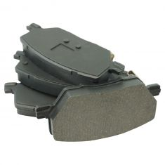 15-16 Renegade; 16 500X Front Ceramic Brake Pad Set