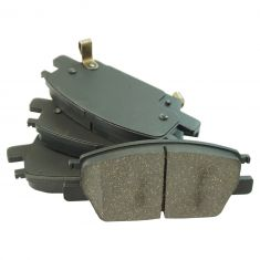 2016 Chevy Malibu Front Ceramic Brake Pad Set