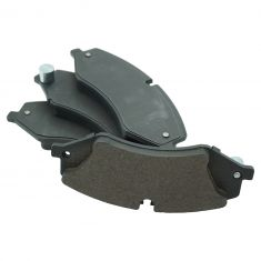 10-16 Land Rover Front Semi-Metallic Brake Pad Set