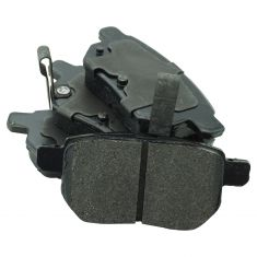 10-17 Prius Rear Posi Semi Metallic Brake Pad Set