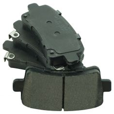 Buick, Cadillac, Chevy, Saab Multifi Rear Premium Posi Ceramic Disc Brake Pads
