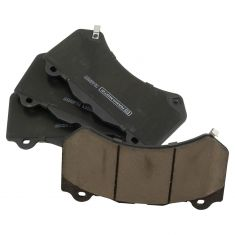 15-17 Dodge Challenger SRT Front Ceramic Brake Pad Set